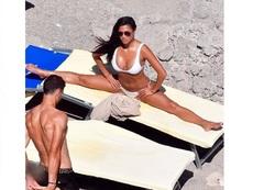 Гришо и Никол почиват на остров Капри