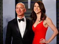 Милиардерът Джеф Безос и съпругата му се развеждат
