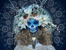 Las Muertas – дамата на мъртвите оживява (галерия)