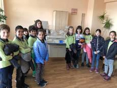 Деца дариха оборудване за над 60 хиляди лева на УМБАЛ Стара Загора