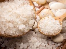 Морска сол за подмладяване
