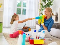 За здравословните ползи от чистия и подреден дом