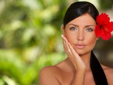 Красота в съвети за дами с тъмна кожа