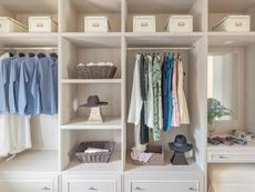Ползи от вградения гардероб