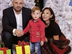 Юлияна и Стъки показаха първи снимки на сина си