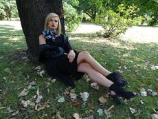 Какво да облека днес? Малка черна рокля!