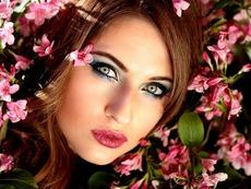 20 идеи за грим за сини очи