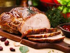 Крехко свинско филе с чесън в мултикукър