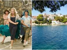 """Райските острови, които станаха дом на филма """"Mamma Mia"""""""