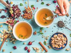 Чайове за баланс на чакрите