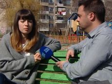 Анжела Недялкова за Трейнспотинг 2 (видео)