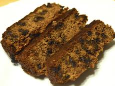 Сладък тиквен хляб с шоколадови парченца