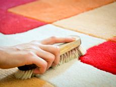 Почистване на килими без химикали – как?