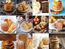Палачинки и кекс – десертите на баба