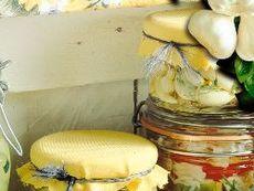 Мариновани чесънчета