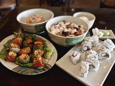 По-слаби с японска храна