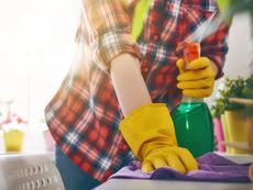 Какво в дома може да почистите за 5 минути?