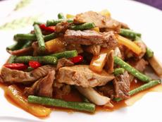 Телешко със зеленчуци по китайски