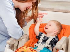 Говорът на детето в началото на първата годинка
