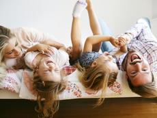 Тайните на това да си щастлив родител