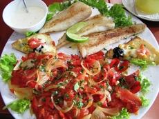 Летни рецепти с риба