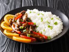Китайски телешки пепър стек