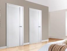 Как да направите дома визуално по-голям чрез интериорни врати?