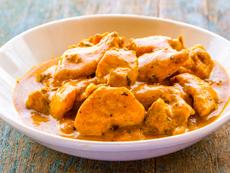 Индийско къри с пиле
