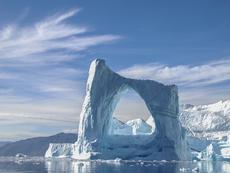 Вдъхновение на седмицата: Красотата на полярните ледове