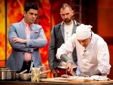 Петър Михалчев с урок по японска кухня