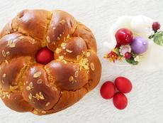 Украински козунак за Великден