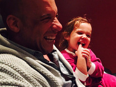 Вин Дизел за бащинството и любимата жена