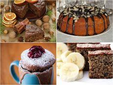 11 рецепти за шоколадов и какаов кекс