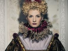 Маската за лице на кралица Мария Антоанета