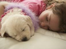 Как да накараме детето да спи?