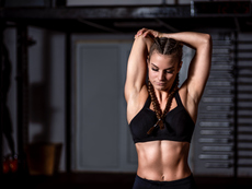 Как да накарате коремните мускули да станат видими?