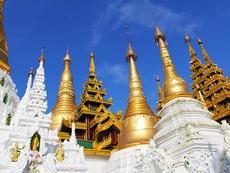 Мианмар – страната с красивите храмове (галерия)