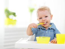 Полезни храни, които повишават теглото при децата