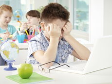 Предучилищният стрес при децата