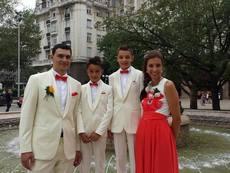Владо Николов и съпругата му Мая станаха родители за четвърти път