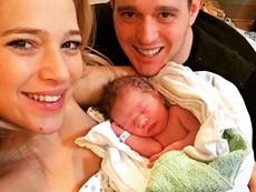 Майкъл Бубле стана баща за втори път