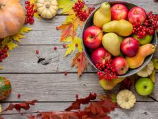 10 есенни суперхрани за здраво тяло