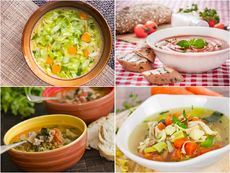 Рецепти за леки супи за отслабване