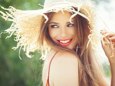 Как да задържите грима върху кожата си в летните жеги?
