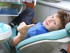 Кога се налага стоматологично лечение на деца под пълна анестезия