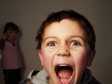 Децата могат да са много, много зли