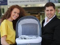 Синоптичката Гери Малкоданска стана майка