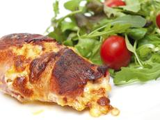 Хрупкаво пиле по мексикански