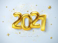 Честита нова 2021-а година!