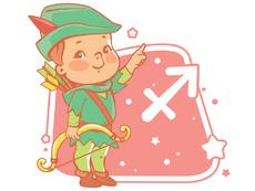 5 характерни черти на дете зодия Стрелец